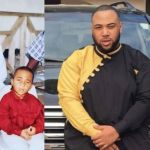 Photo: Childhood Photo of Duncan Williams' Prodigal Son, Daniel Looking Innocent Pops Up