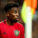 Manchester United Star Angel Gomes Goes To Nigeria To Meet TB Joshua For Deliverance
