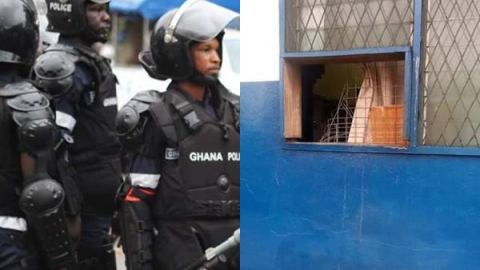 11 Suspects Arrested Over Nima Police Station Robbery