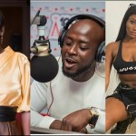 Does He Get Paid To Be Rude To Guests? Ama K Abebrese Angrily Slams Accra FM Radio Presenter For Disrespecting Wendy Shay(+Video)