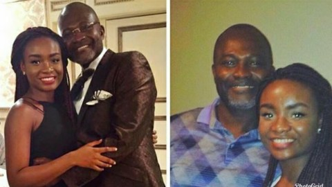 """""""I'd Rather Pay A Prostitute With AIDS Than Pay The Fees Of Anell My Daughter""""- Kennedy Agyapong Reacts To His Daughter's Apology"""