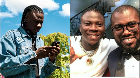 I Produced Stonebwoy's First Track And It Was A Gospel Song – Abeiku Santana Discloses