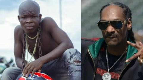 American rapper Snoop Dog endorses AY Poyoo
