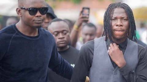This Is The Story Behind How Blakk Cedi Became Stonebwoy's Manager – Stonebwoy Tells The Story