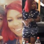 Afia Schwarzenegger Breaks Mr Drew's Heart Refuses To Even Play His Music
