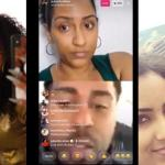 Juliet Ibrahim And Bob Valentino Rekindle Their 'Relationship' As They Catch Up On A Video Chat