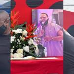 The Heartbreaking Photos From The One Week Commemoration Of The Late Kwadwo Wiafe