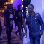 NAM1 And Stonebwoy Arrive In Style At The Unveiling Of Zylofon Music New Act