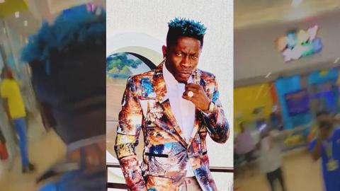 This Is How Shatta Wale Turned A Shopping Mall Upside Down – Video
