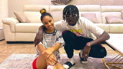 The Love Sister Derby And Kofi Mole Share Is Adorable, Could They Be The Next Couple?