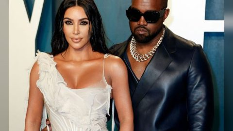 Kanye West Says He's Been Trying To Divorce Wife Kim Kardashian