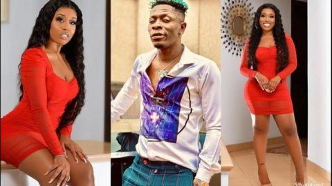 My Love For You Is For Life! Shatta Wale Celebrates Fantana As She Celebrates Her Birthday
