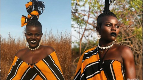 "(+PHOTOS)Checkout These Photos Of Wiyaala's  ""Ageless"" Mother"