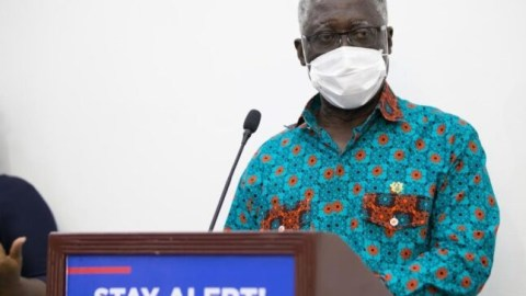 Senior Minister Osarfo Marfo Has Tested Positive For Coronavirus