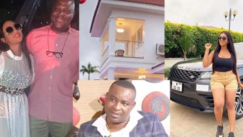 Chairman Wontumi Alleges Ibrahim Mahama Bought Hajia4Real The House And Range Rover After Snatching Her From Kenpong