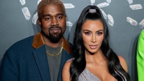 Kim Kardashian Asks For Compassion As She Speaks About Kanye West's Mental Health