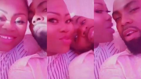 Love Sent From Heaven – Rev Obofour And Wife Share Romantic Video Of Them Jamming To 'Duduke' By Simi