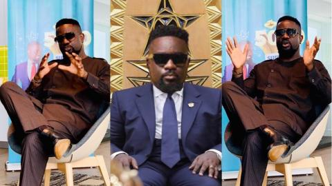 Sarkodie Causes Buzz On Social Media After Announcing Presidential Intentions In 2024