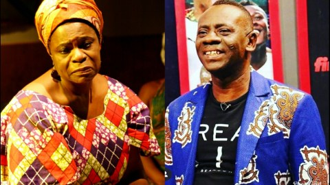 My Colleagues Have All Abandoned Me Except Akrobeto – Auntie Ama Reveals