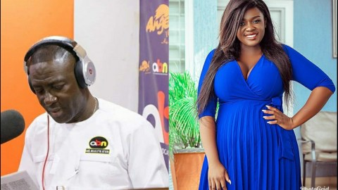 VIDEO -It Seems You People Have Nothing Else To Talk About Except Tarnishing My Image – Tracey Boakye Replies Captain Smart