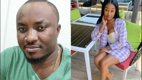 "Efia Odo And DKB ""Fight"" On Live Radio(+WATCH)"