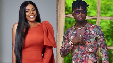 Nana Aba Anamoah's Post Boosts Anticipation For Kuami Eugene's Next Single, 'Open Gate'