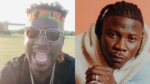 Asem's Version Of Putuu Freestyle Has Got Stonebwoy Screaming  (+video)