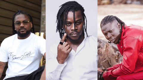 'Don't Ever Say Wrong Words To Samini, Call Him And Sort Your Differences, Few People Can Do What He Did'- Jupitar Advises Stonebwoy