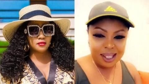 Diamond Appiah Shades Afia Shwarzenegger After Throwing Her Weight Behind Nana Akufo Addo