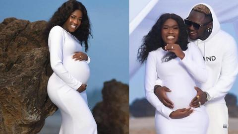 Island Brought A Lot Of Cash – Medikal And Fella Share How Their Daughter Has Been A Blessing