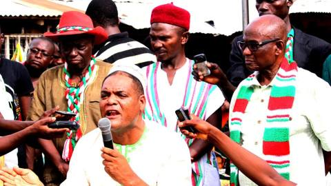 """""""A Vote ForNDC or NPP Is A Waste. CPP Is Ghana's Only Hope"""" – Ivor Kobina Greenstreet"""