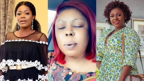(VIDEO) Ghanaians React After Afia Schwarzenegger Exposes Tracey Boakye