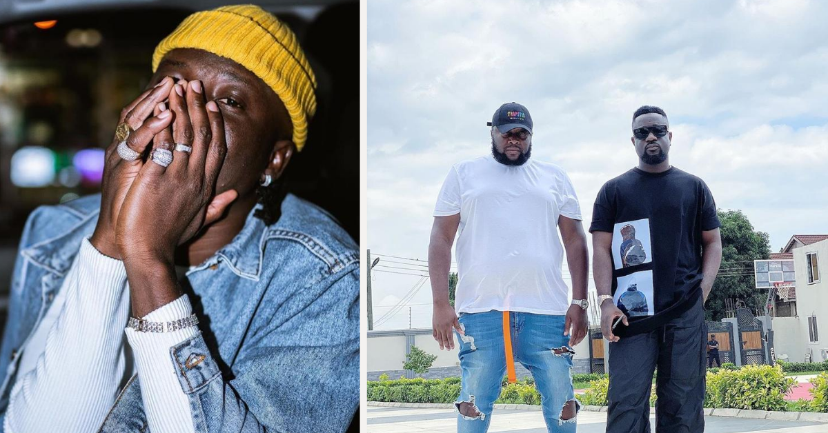 Sarkodie Boots Stonebwoy Out Of His Upcoming Black Love Virtual Concert + Slapped By His 'Girl' (+Video) » GhBase•com™