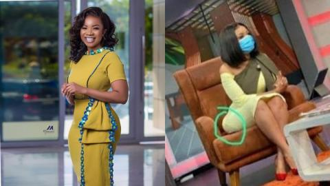 Serwaa Amihere In 'Hot Water' Again As Social Media Troll Her For Wearing Fake Bortos