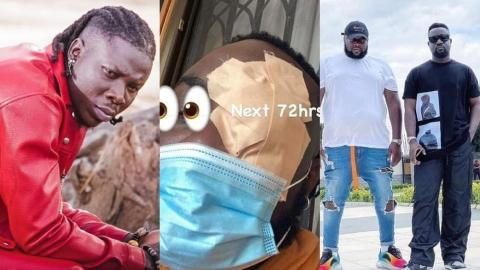 Stonebwoy Finally Speaks On The Incident With Sarkodie's Manager Angelo As He's Been Added To The List Of Performing Artistes Again