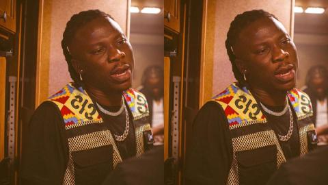 "(+VIDEO)Stonebwoy's ""Putuu"" Song Should Be Played In Churches, It's Inspiring – Prophetess Says"
