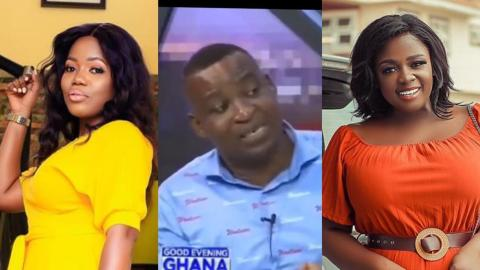 Chairman Wotumi Mentions A Name As He Finally Breaks Silence About Tracey Boakye, MzBel And 'Papa No' Saga (Video)