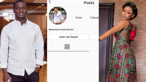 Reason Why Akuapem Poloo Blocked Zionfelix On Social Media Revealed (+screenshot)