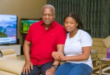 """""""Negative comments about my father do hurt me"""" – Farida Mahama"""
