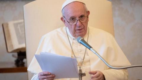 Did you know Pope Francis once worked as a nightclub bouncer? Read