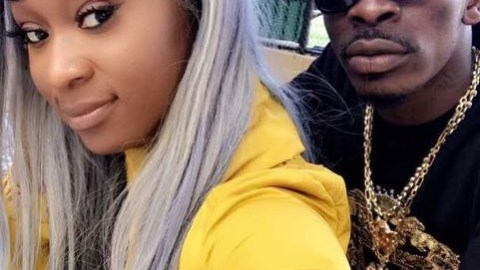 "Most Of You Think Efia Odo And I Did The ""Tin"", But Nothing Happened – Shatta Wale"