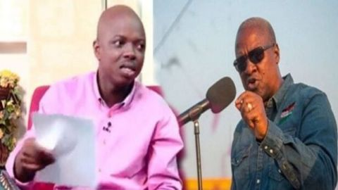 Mahama was shocked upon seeing NPP's great achievements in Bono region – Abronye DC