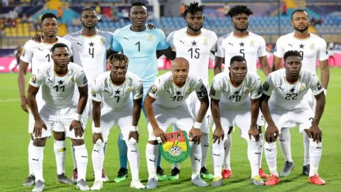 CK Akonnor names Black Stars squad for Mali friendly, Asamoah Gyan left out [Full List]