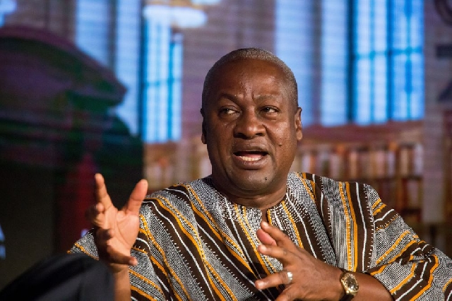 My decision to run again as President is about Ghana and Ghanaians – Mahama