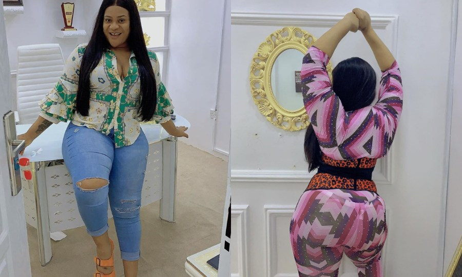 'My Bortos Is Too Big To Hide, I Don't Intentionally Flaunt It'–Nigerian Actress Brags (Photos) 2