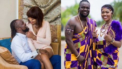 You've Been Everything I Wanted In A Woman – Eddy Nartey Marks 2 Years Anniversary With Wife(+PHOTOS)