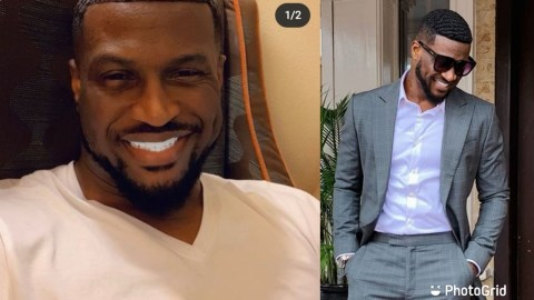 Now That BBN Is Over, It's Time To Go Back To Reality And Pay Your Bills – Peter Okoye Reminds Fans