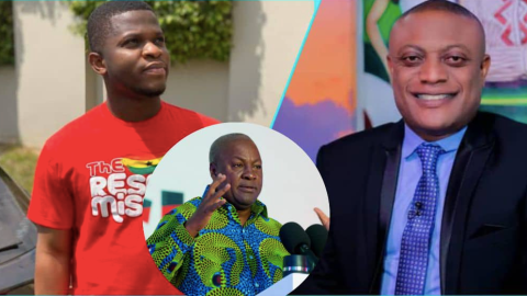 Blame Sammy Gyamfi If NDC Loses December Elections – Maurice Ampaw