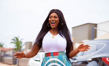 All hope is not lost as Akua GMB wins an award – Check it out
