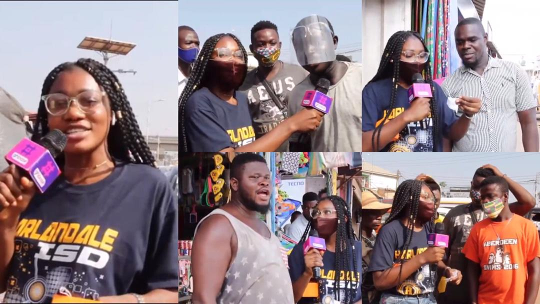 5 For Ghc50 Eps 1: Ghanaians answer easy questions to win Ghc50 on the streets